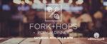 Fork + Hops Pop-Up Dinner