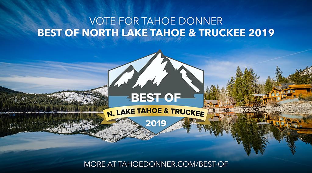 Vote Tahoe Donner for Best of North Lake Tahoe & Truckee 2019
