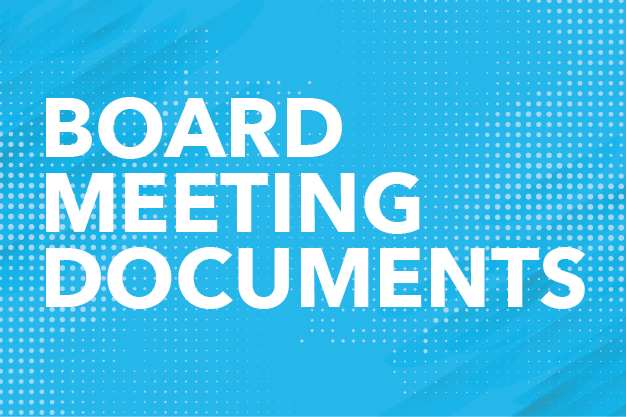 Board Meeting Documents Button