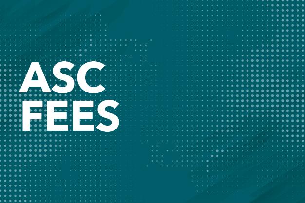 ASC Fees Button