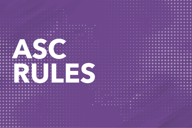ASC Rules Button