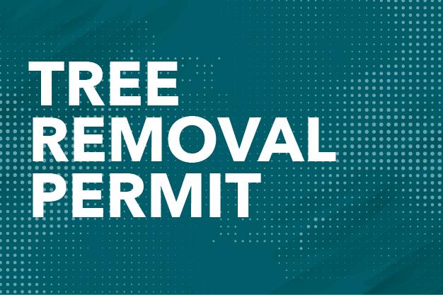 Tree Removal Permit Button