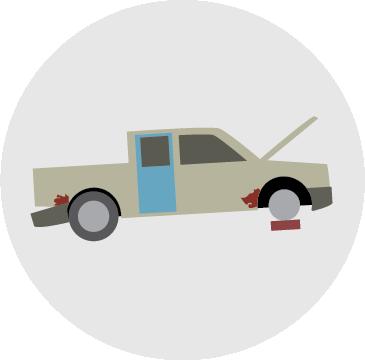 Inoperable Vehicles Icon