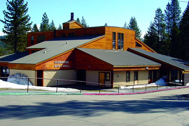 Northwoods Clubhouse