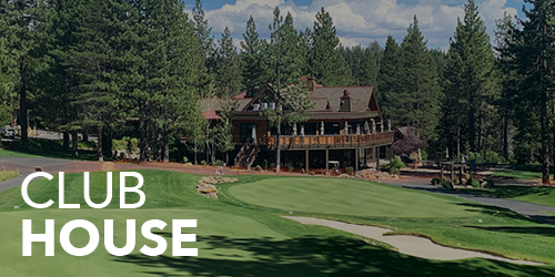 Golf Course Landing Page Tile - Club House