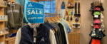 End-of-Season Retail Sale at Member Services